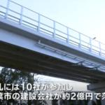 逮捕された内山恵市容疑者、池田厚美容疑者の顔画像は?工事価格の情報漏えいで不正に落札させた疑い